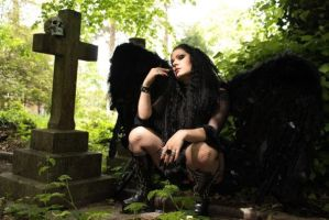 Angel of Death by RavenMorgoth