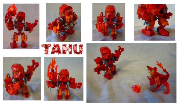 Turaga Tahu Nuva: The Unexpectedly Wise Hothead by R603