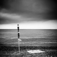 At the beach (Italy) by Rob1962