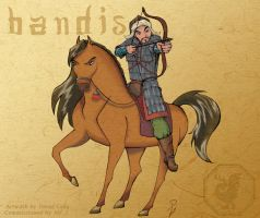 Bandis Commission by Poeso