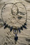 The blue maiden 'necklace' by Destinyfall