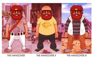 The Hangover: Alan's wardrobe by tarunbanned