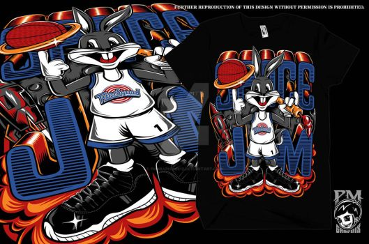 Space Jam by Pmgraphix0612