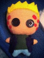 Supernatural - lucifer plushie by Jack-O-AllTrades