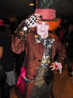 Mad as A Hatter by MadDeppBurtonHatter