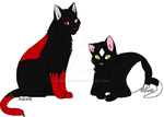 Cat Adoptables by Raveology