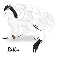 Art trade : rikutida by thundraforest