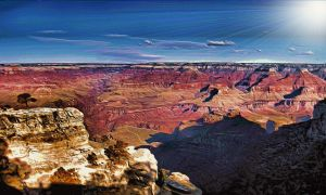 Grand Canyon Vista by montag451