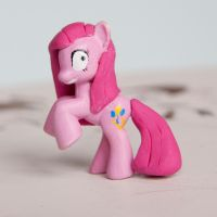 Pinkamena/Crazy Pinkie MLP Custom Sculpt Blind Bag by alltheApples