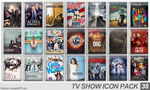 TV Show Icon Pack 38 by FirstLine1