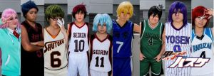 KnB Shoot AX by Bkitten