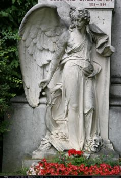 stock: angel sculpture 1 by elisafox-stock