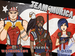 Team 'Murica by HideTheDecay