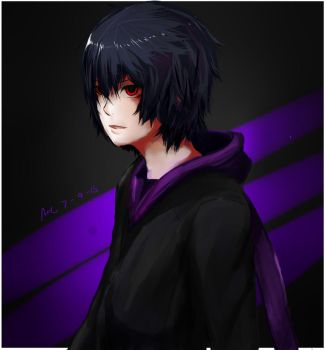 Tokyo Ghoul: Ayato by Felcoxia