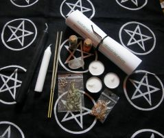 Ritual Set - P.A.E.S. by Wilhelmine