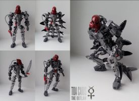 Toa Caius by Tails-N-Doll