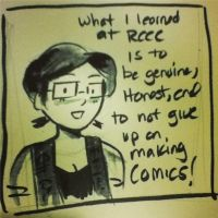 What I learned at RCCC 2014 by ChibiCelina