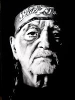 Willie Nelson by BDCurran