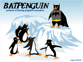 batpenguin by pinguino