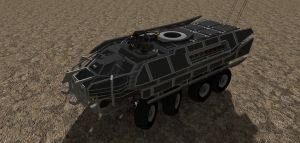 Mastiff LAV-4 by MrJumpManV4