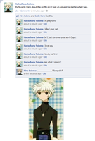 Fruits Basket FB: Unamused by FruitsBasketFacebook