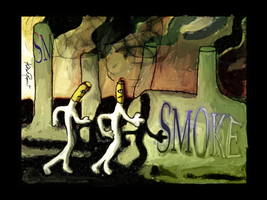 Smoke by altergromit