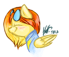 Spitfire by HollyClowder