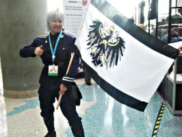 Prussia Anime Expo 2012 by crystal19996