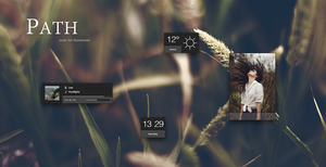 Path for Rainmeter (WIP) by ActiveColors