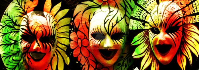 Masskara by Erythros