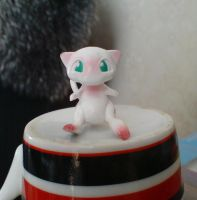 green eyed mew by WhippetWild