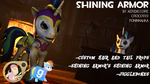 [DL] Shining Armor by AeridicCore