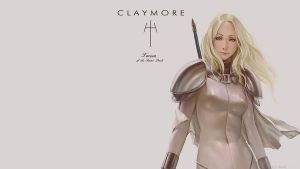 Claymore Teresa by gooloo0-o