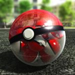 Pokeball of Pokeballs by priteeboy