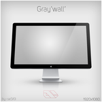 Gray'wall' - II by se5f9