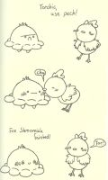 Torchic used PECK by Ileah