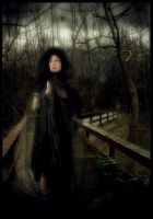 In the forest of veils by ErebusOdora