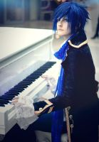 Kaito: Sandplay of the Dragon by WiseKumagoro