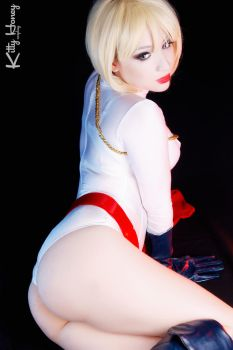 Power Girl!! by Kitty-Honey