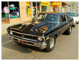 Race Ready Chevy Nova by TheMan268