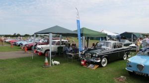 classic car line up panshanger by Sceptre63