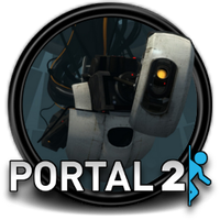 Portal 2 - Icon by DaRhymes