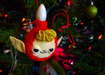 Elf Ornament by VenettaButcher