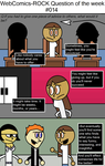 WebComics-ROCK Weekly Format Question #014 by JoyofCrimeArt