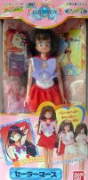 Sailor Stars Sailor Mars Beauty Change Doll by aleena