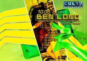 Cult Flyer May 02 by mellowpt