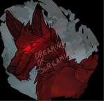 dreaming of screaming by Frudies