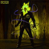 Sinestro Corp Ghost Rider by IGMAN51
