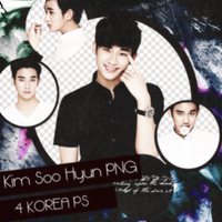 Kim Soo Hyun [PNG PACK] by AnqeelQueen1