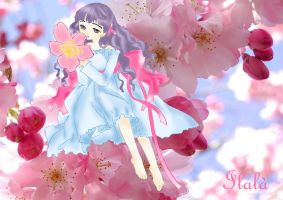 Spring Tomoyo by Ilala